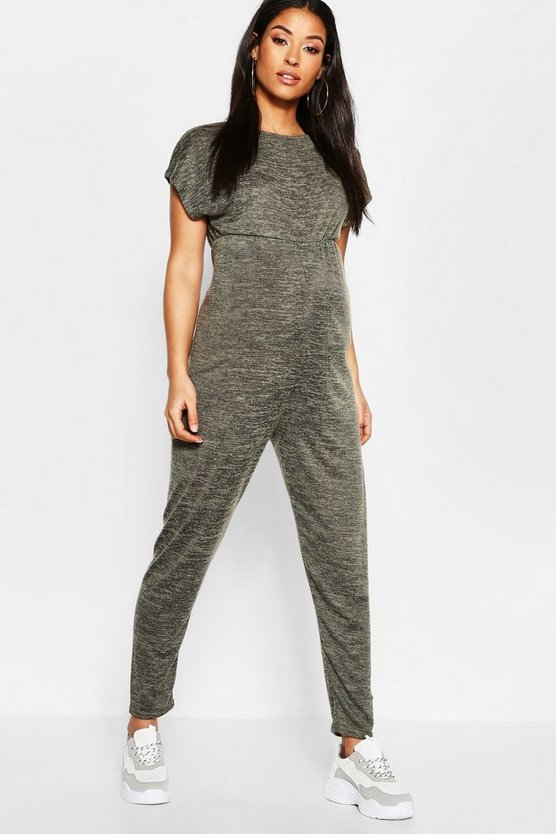 Maternity Cosy Lounge Jumpsuit