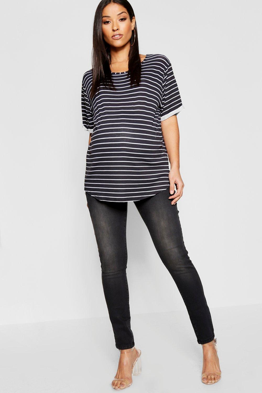 Maternity Over The Bump Skinny Jean