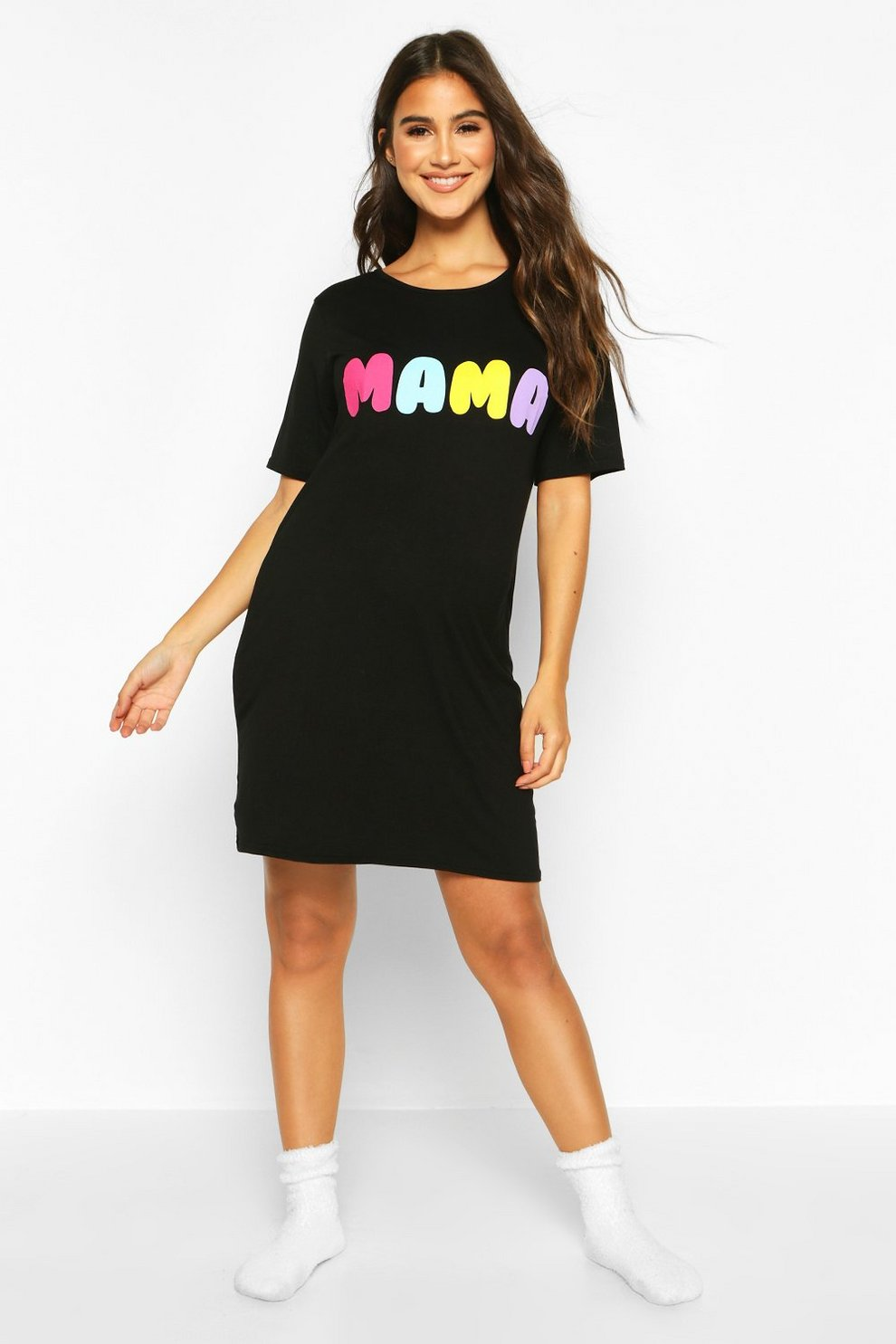 Maternity Mama Nightie 64a74d412