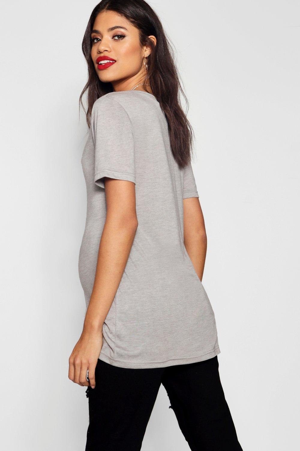 multi Oversized Basic Tee 2 Pack Maternity w6xnpSP