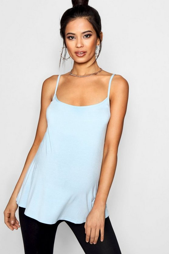 Maternity Strappy Swing Cami