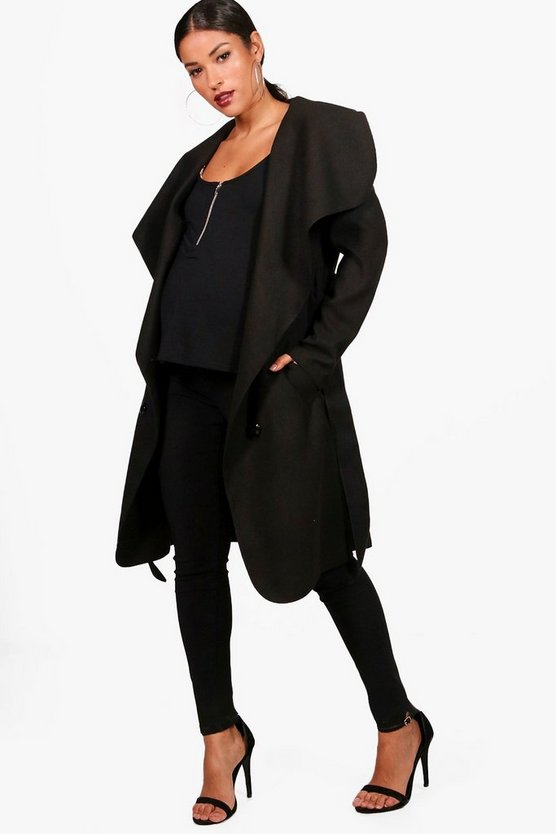 Maternity Jess Double Breasted Coat