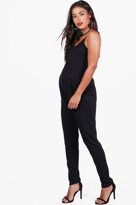 Maternity Pleat Front Trouser