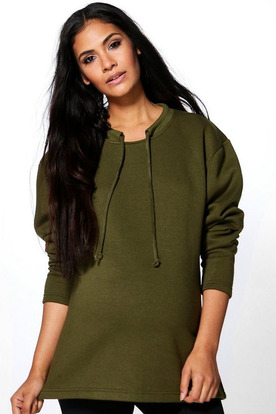 Maternity Leah Super Soft Oversized Sweat