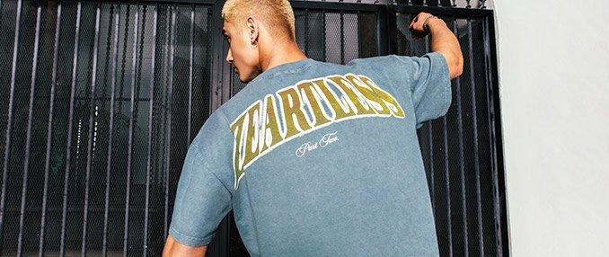 Men's T-Shirts & Vests