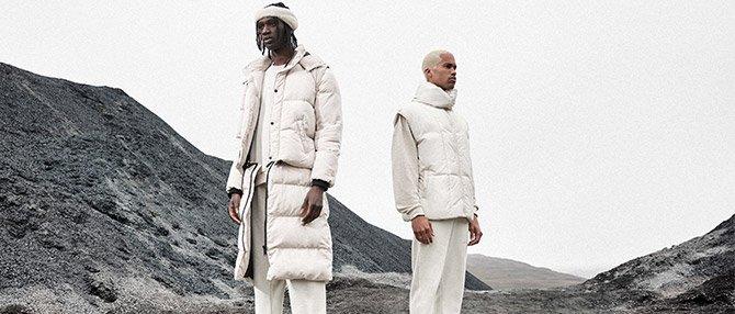 Mäntel und Jacken für Herren