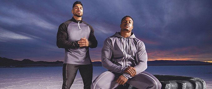 Vêtements De Sport Réfléchissants