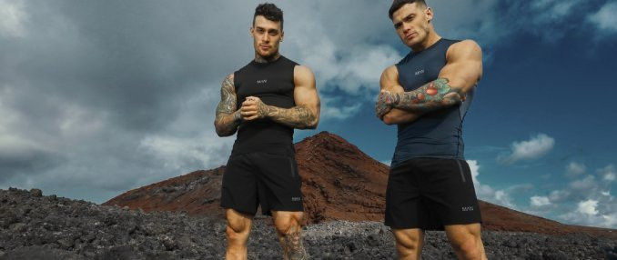 Men's Gym Base Layers