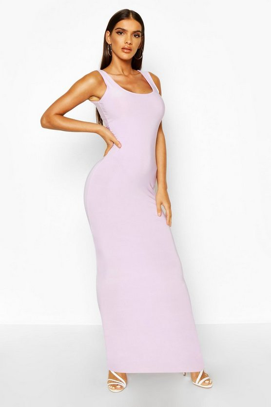 Lilac Maxi Dress, FEMMES