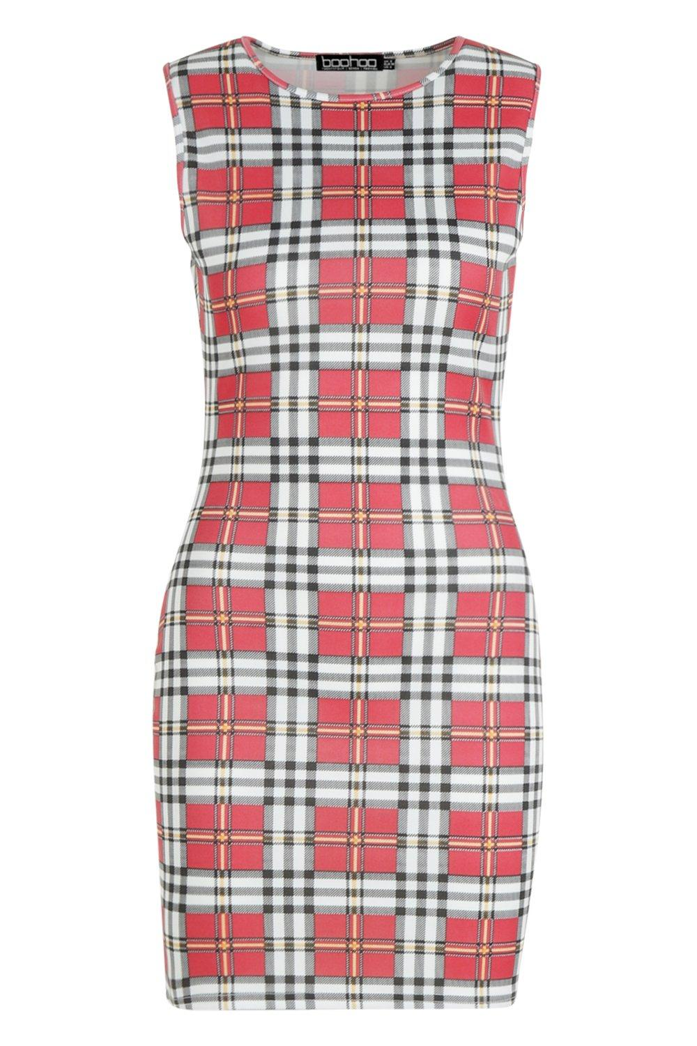 Check Dress Check Check Mini Mini Tartan Dress Dress Tartan Tartan Check Mini Tartan Mini wUqxwF6pS