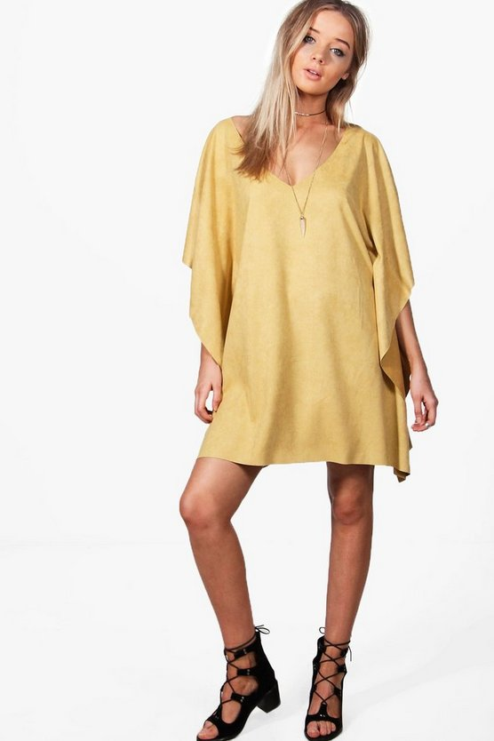 Kat Oversized Smock Dress