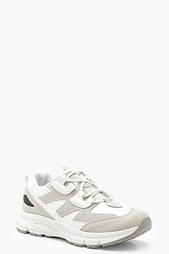 Lace Up Sports Sneakers
