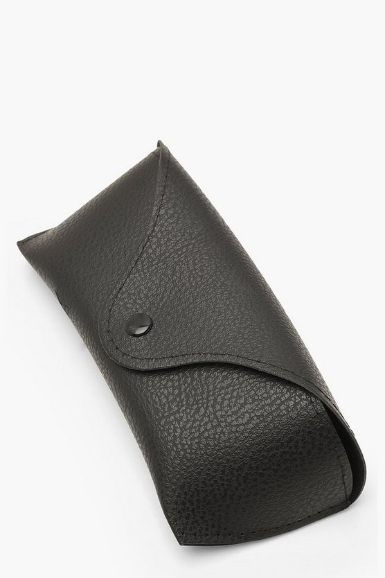 Black Boohoo Sunglasses Case