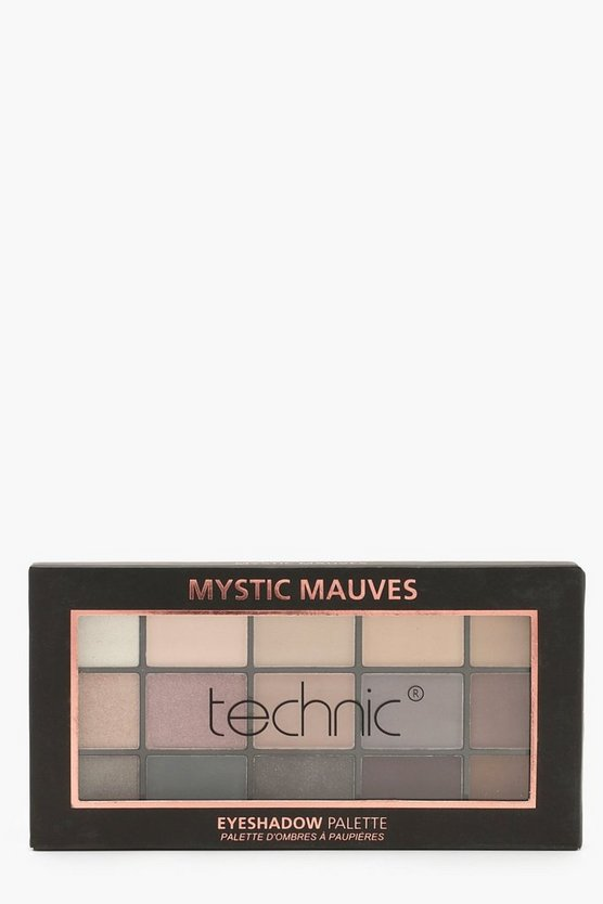 Womens Multi Technic Eyeshadow - Mystic Mauves