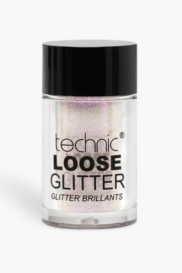 White Technic Loose Glitter - Ariel