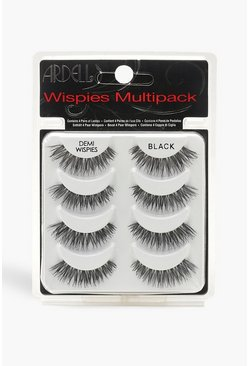 Black Ardell Multipack Demi Wispies x4