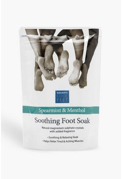 Womens Clear Foot Soak - Spearmint & Menthol