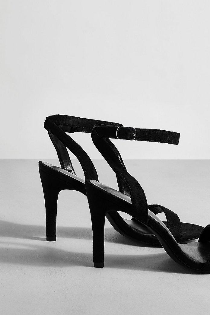 Low Heel Basic 2 Parts | Boohoo
