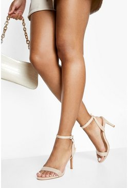 Blush Low Heel Basic 2 Parts
