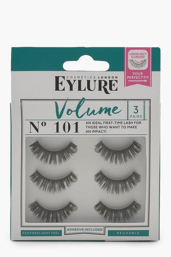Eylure Volume False Lashes Multipack - 101