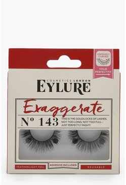 Womens Black Eyelure Exaggerate False Lashes -143