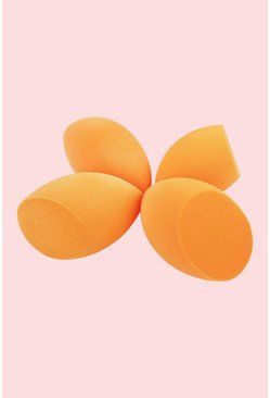 Dam Orange Real Techniques 4pk Complexion Sponges
