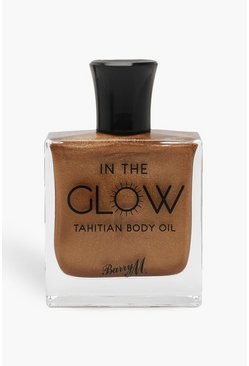 Womens Bronze Barry M In The Glow Body Oil