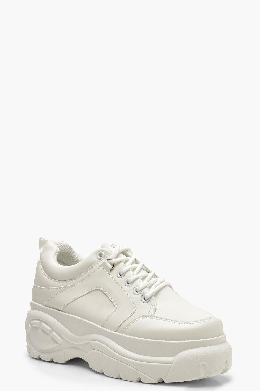 a07e92c1ce10c8 Chunky Platform Trainers. Hover to zoom