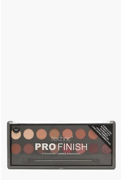 Womens Multi Technic Pro Finish Eyeshadow Palette - Molten Lava