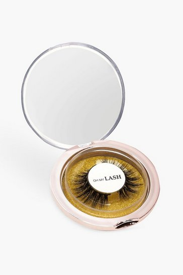 Womens Gold Oh My Lash Fierce Lashes
