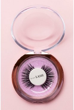 Womens Purple Oh My Lash Selfie Lashes