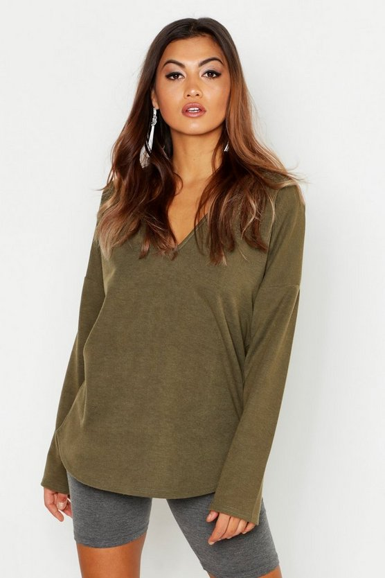 Oversized Loose Fit Hoody
