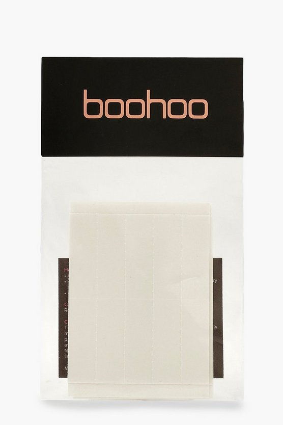 Boohoo Pre Cut Body Tape 20 Pack