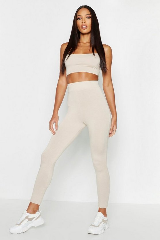 Fit Basic Gym Leggings