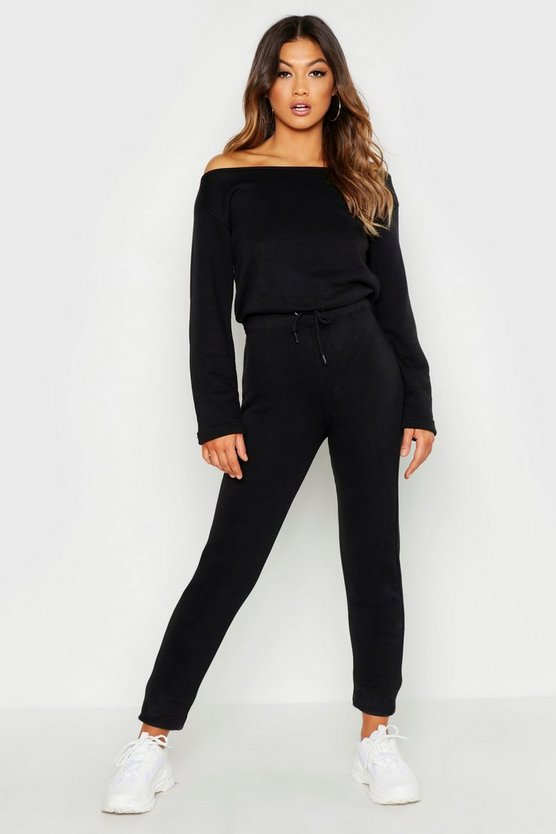 Bardot Sweat Jumpsuit