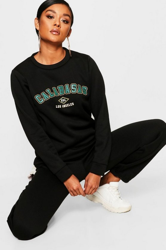 Calabasas Crew Neck Sweat