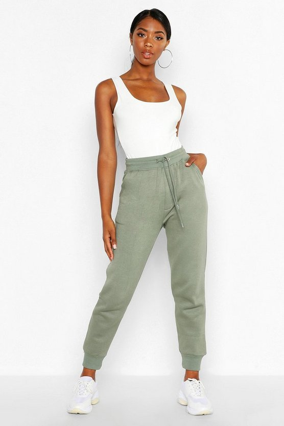 Womens Sage Basic Sweat Joggers