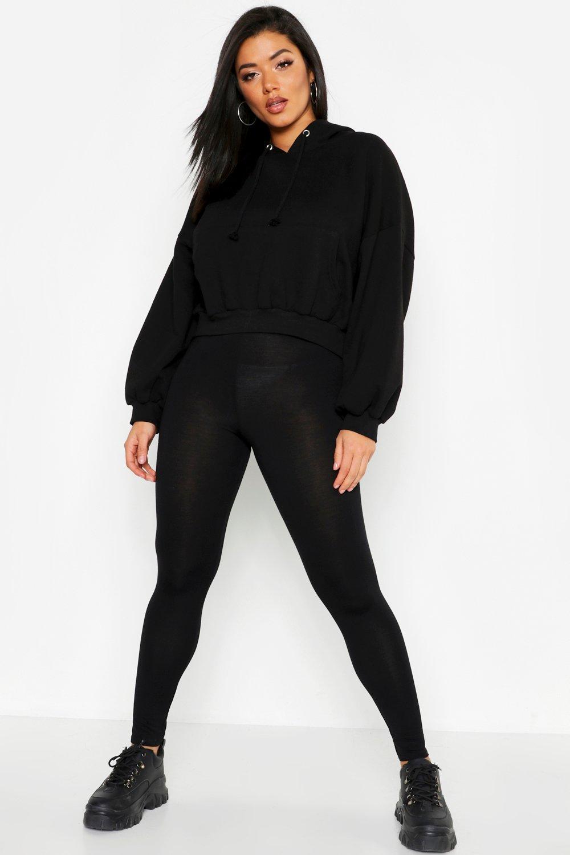 Basic Jersey Leggings
