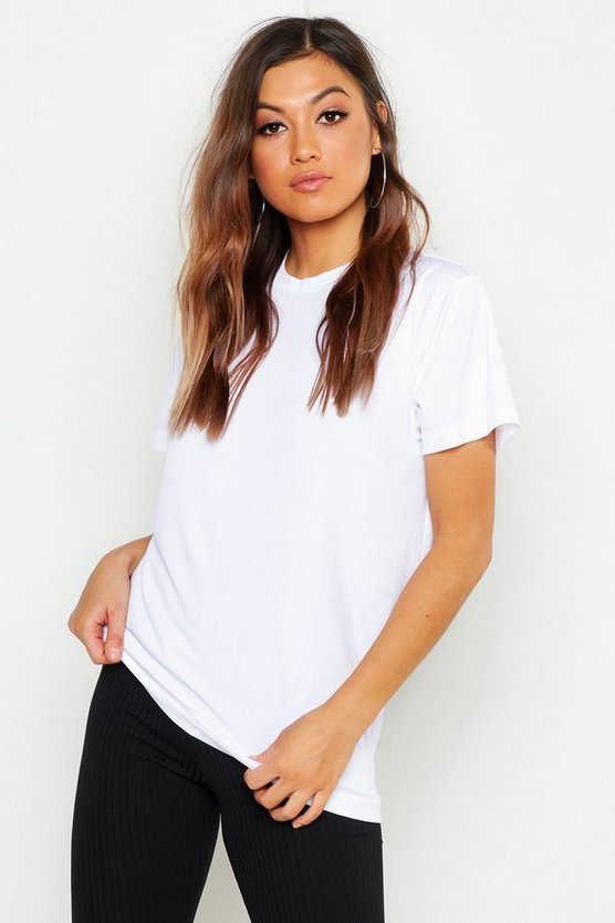 Fit Oversized Sports T-Shirt