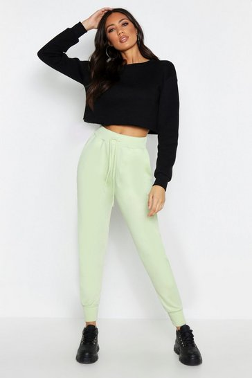 Womens Mink Fit Lookback Joggers