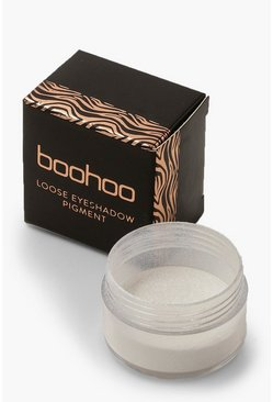 Pigmento ombretto Boohoo - Moonlight, Bianco, Femmina