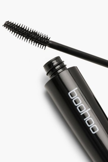 Womens Black Boohoo Mascara