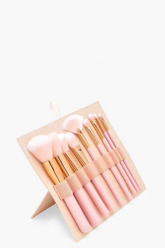 Boutique 10Pc Brush Set With Case