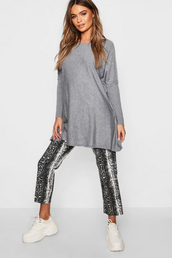 Oversized Soft Knit Jumper