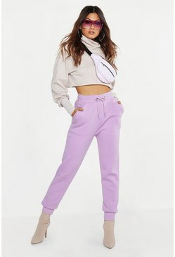 Lilac Casual Sweat Jogger