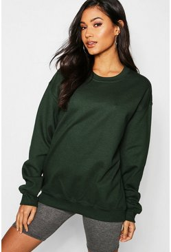 Womens Forest Oversized Sweat