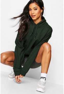 Womens Forest Oversized Hoodie