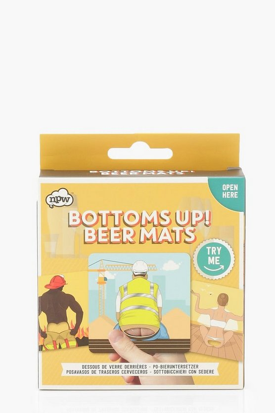 Bottoms Up Mats