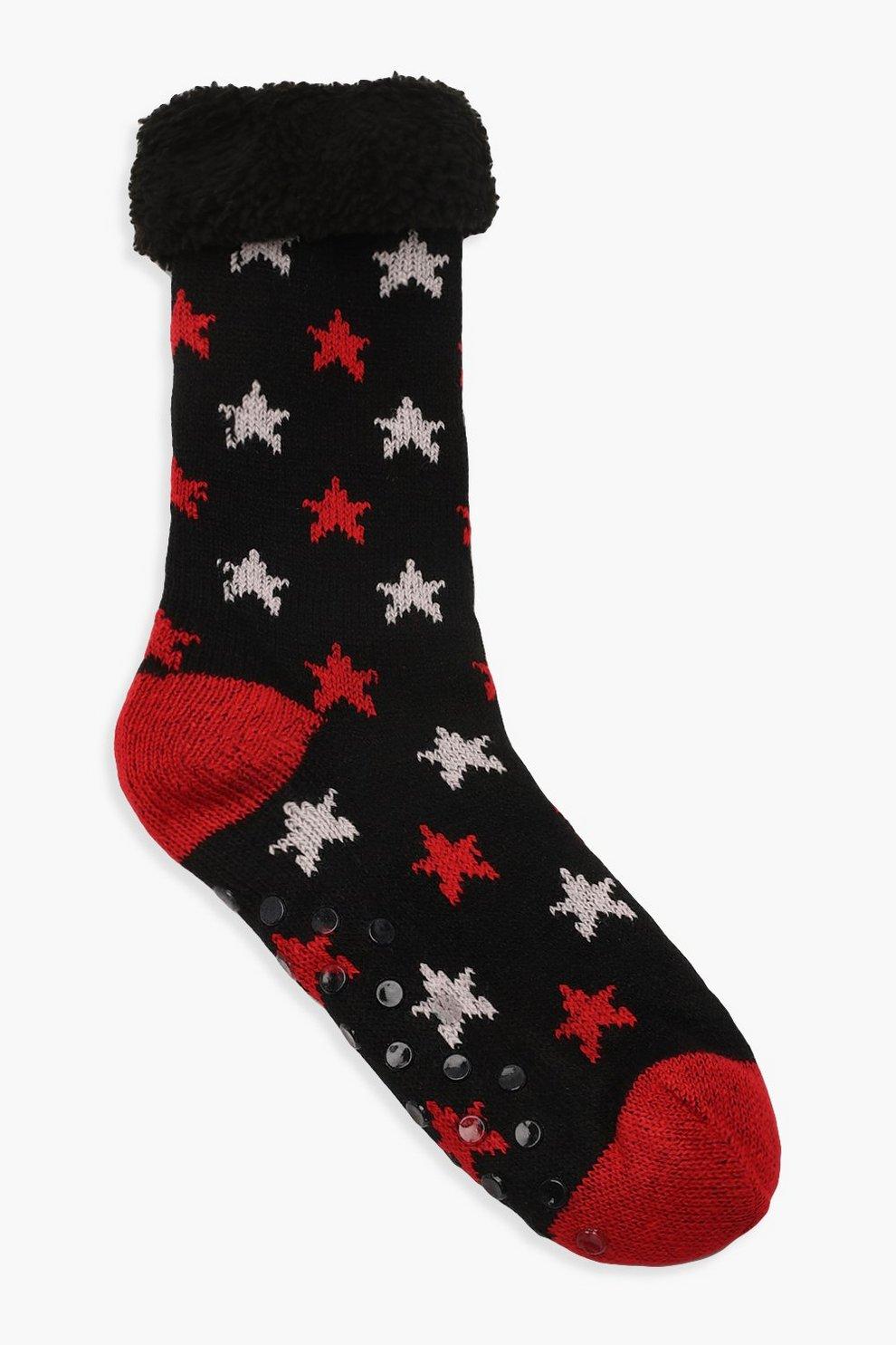 nuevo estilo de vida proveedor oficial en venta en línea Calcetines antideslizantes de estrella