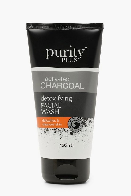 Purity Plus Charcoal Face Wash